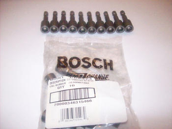 10 BOSCH MAGNETIC NUT DRIVER SETTER RAPID LOAD HEX 5/16